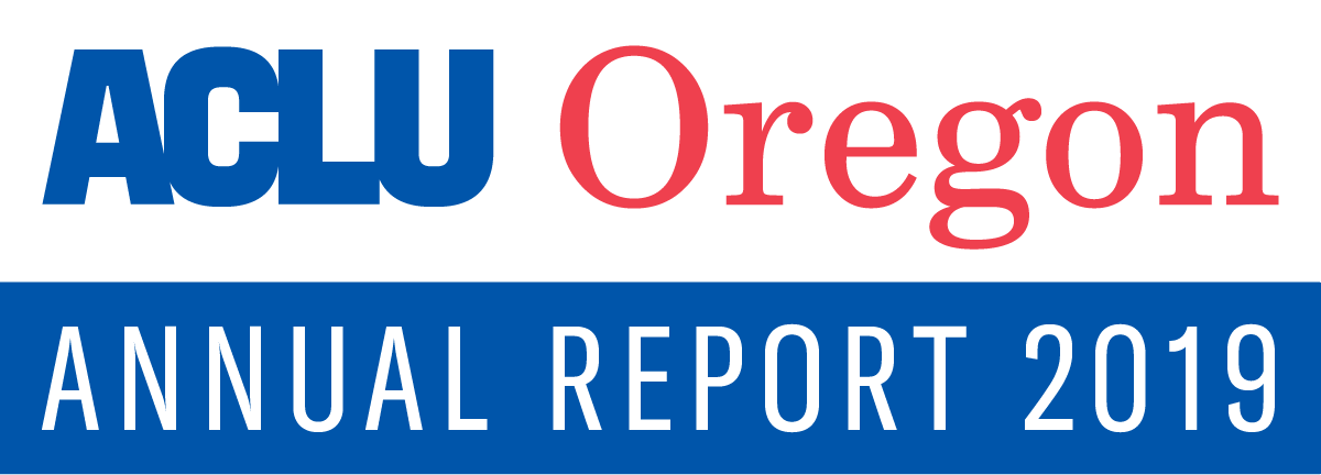ACLU 2019 Annual Report
